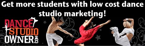 DanceStudioOwner.com banner image